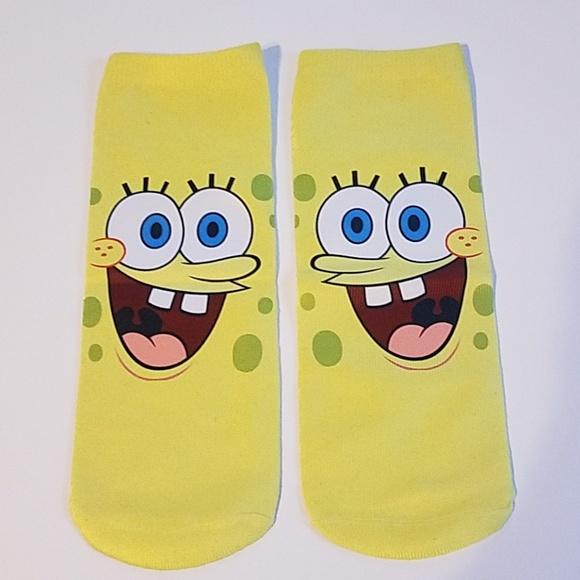 4d46d787c040a ankle socks spongebob. Boutique. SpongeBob Squarepants